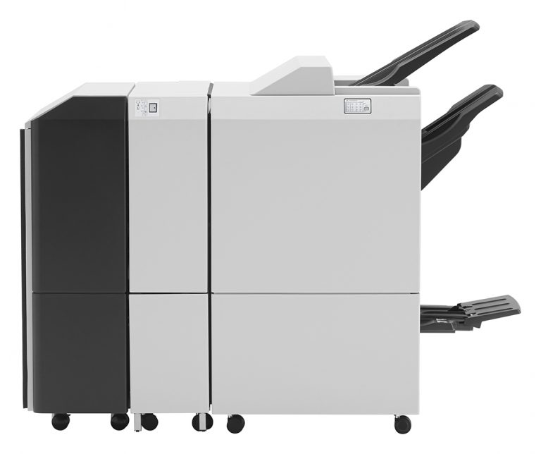3. Multi Function Finisher FG20 + Folder Unit FG20