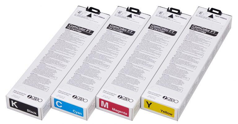 6. FT Series brochure P8 ink cartriges C_M_Y_K